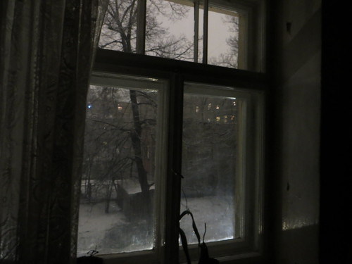 city winter snow window night europe view courtyard baltic latvia riga rīga latvija 2015