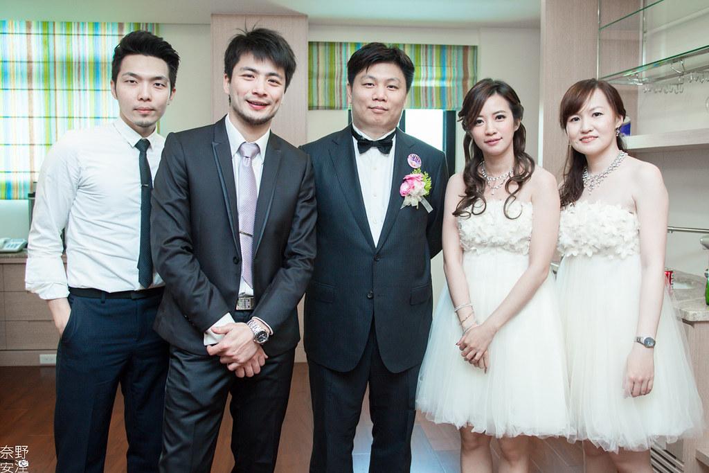 台南婚攝 大億麗緻酒店 (54)