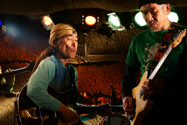 THE北澤コイチーズ live at MANDA-LA2, Tokyo, 22 Jan 2015. 174