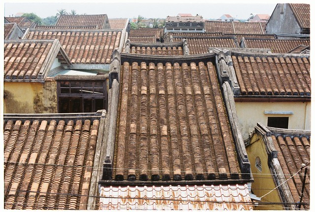 Hội An roofs