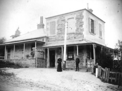 Willunga Post and Telegraph Station, circa 1890s