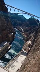 Hoover Dam Tilted