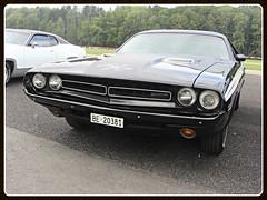 Dodge Challenger Hemi R/T, 1971