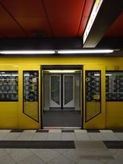 Berlin - U-Bahnhof Bismarckstraße