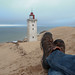 Rubjerg Knude Lighthouse - Traveling Boots