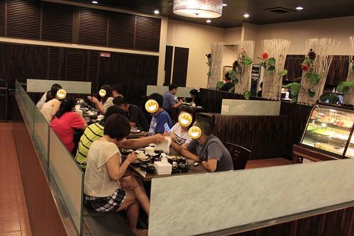 網友推薦好吃的吃到飽餐廳 爸媽愛去的高雄松江庭日本壽司店