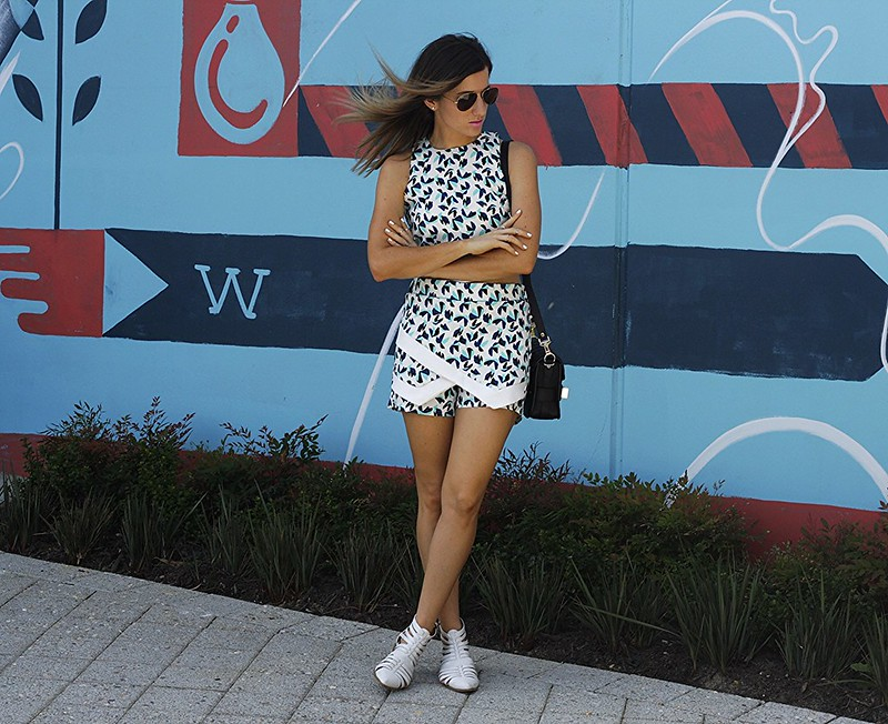 Patterned Two-piece