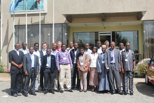 Climate and Clean Air Coalition (CCAC) Africa meeting