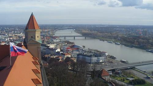 Панорама Братислави