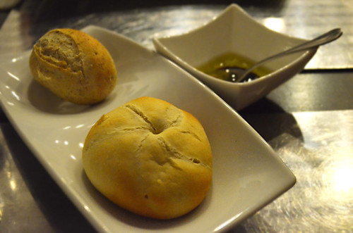 Warm bread and olive oil, Cañada de Garachico, Tenerife