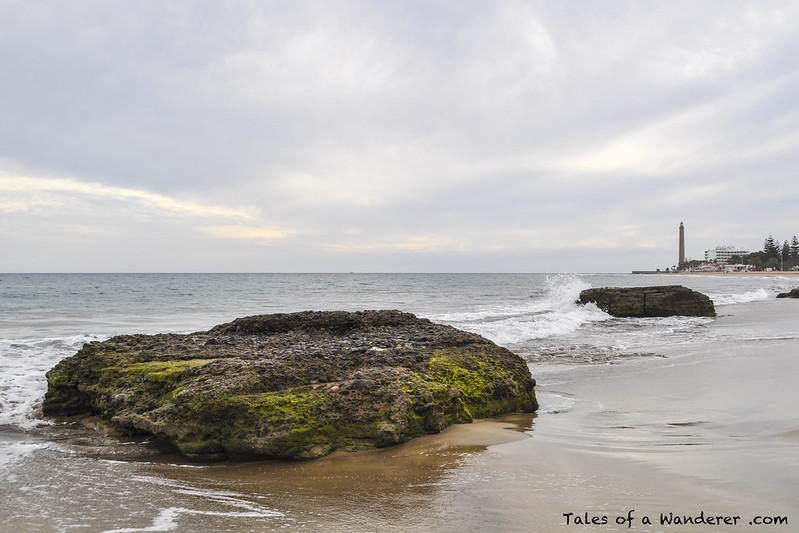 SAN BARTOLOMÉ DE TIRAJANA - MASPALOMAS - Faro de Maspalomas