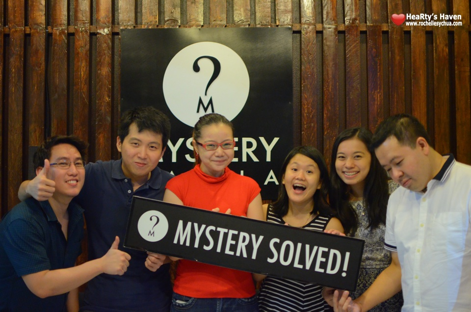 Mystery Manila 1