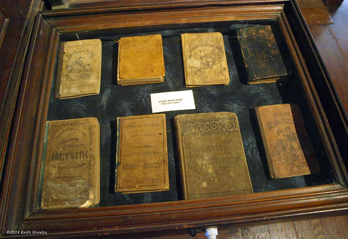 museum barn kansas museums meade schoolbooks daltongang daltonganghideout jhwhipple evadaltonwhipple