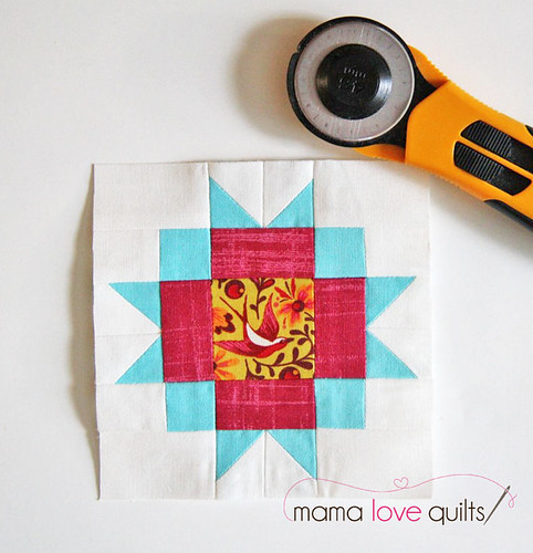 IG Mini Quilt Swap_Maple Star