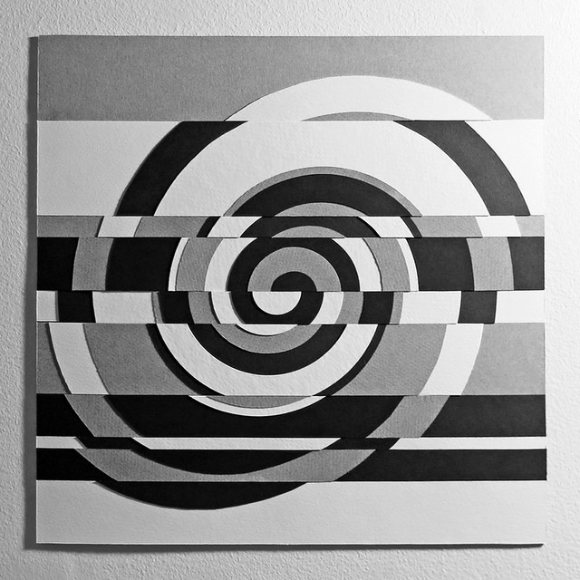 Greyscale Series : Sonar Horizon.