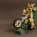 Bowser - Mario Kart by 74louloute