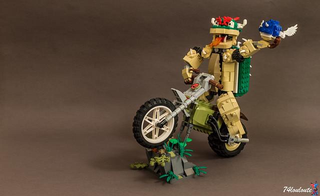 Bowser - Mario Kart