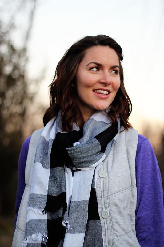 purple-shirt-plaid-scarf-vest-6