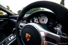 automobile, wheel, vehicle, automotive design, porsche, steering wheel, land vehicle, luxury vehicle,