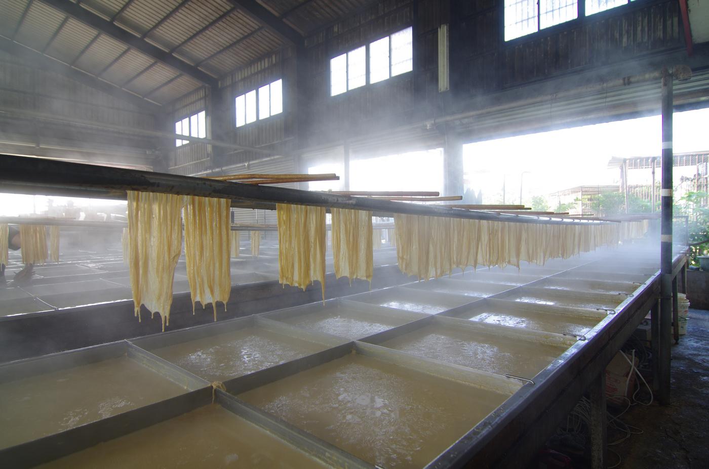 美濃豆腐皮工廠