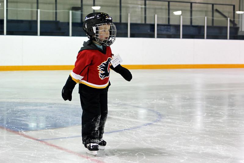 Braden Skating