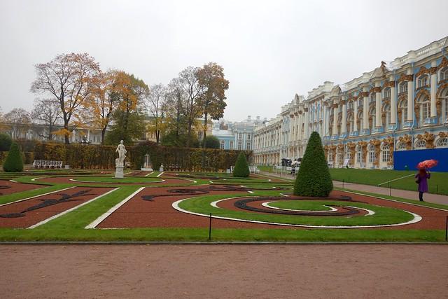 497 - Tsarskoye Selo (Palacio de Catalina - Pushkin)