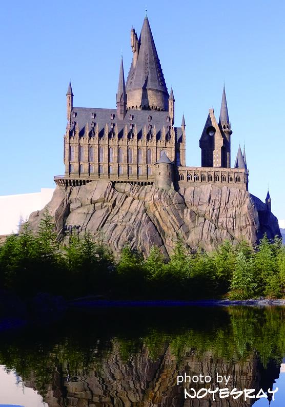 環球影城 哈利波特 霍格華茲城堡 11