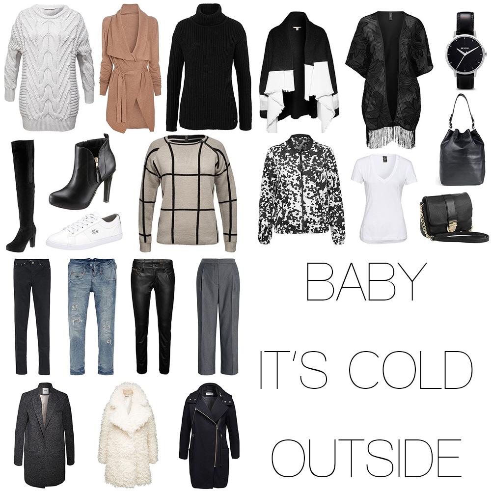 Winter Fashion Basics
