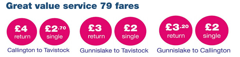 First 79 Fares