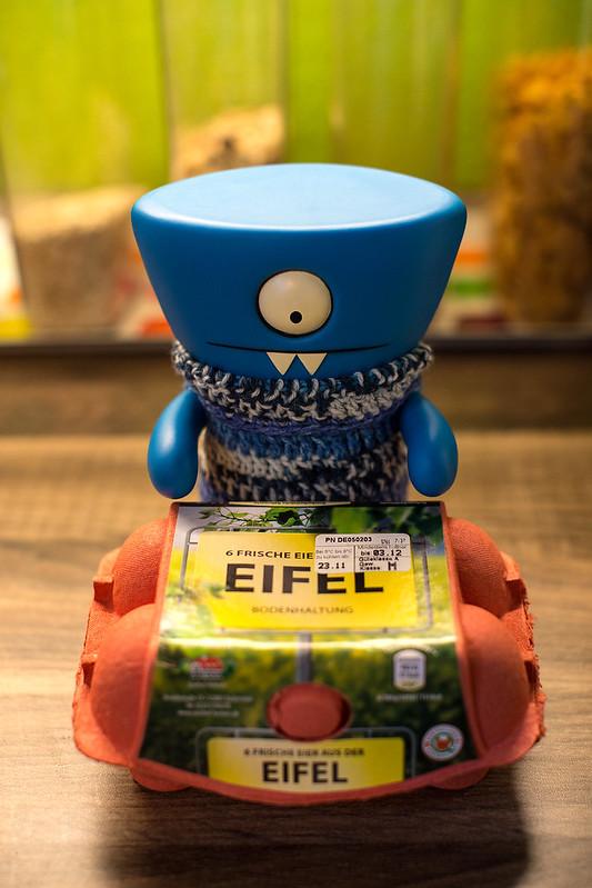 Uglyworld #2497 - Eifel Hungries - (Project On The Go - Image 327-365)