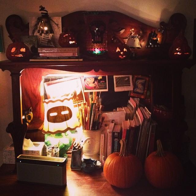 Blessed Samhain! #secularpagan #samhain #halloween