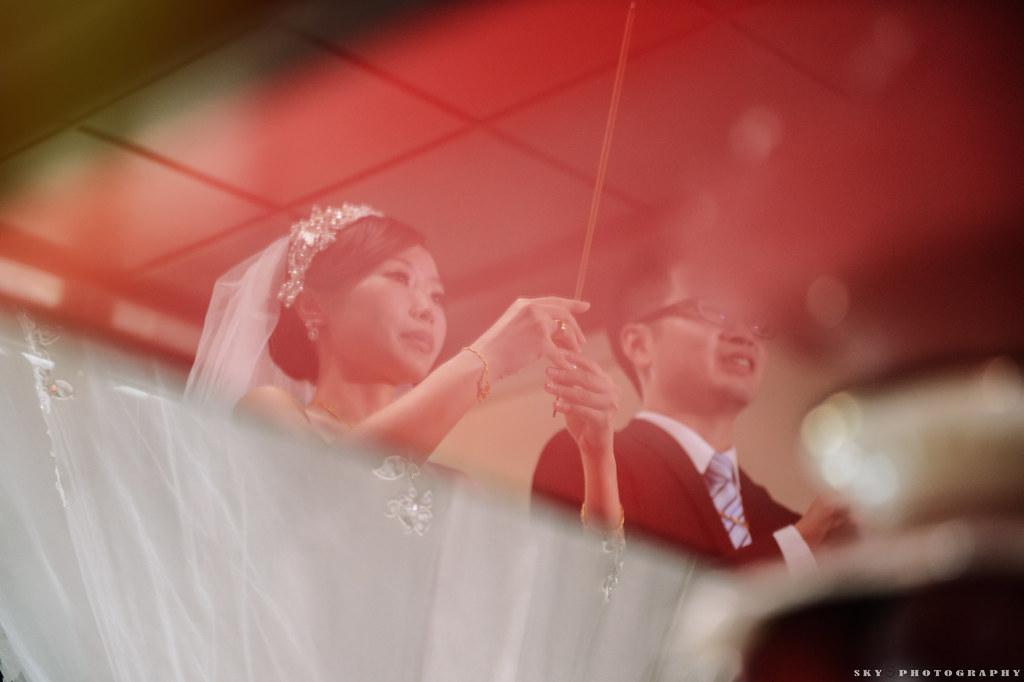 天空婚禮攝影124
