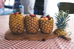 Pineapple Train