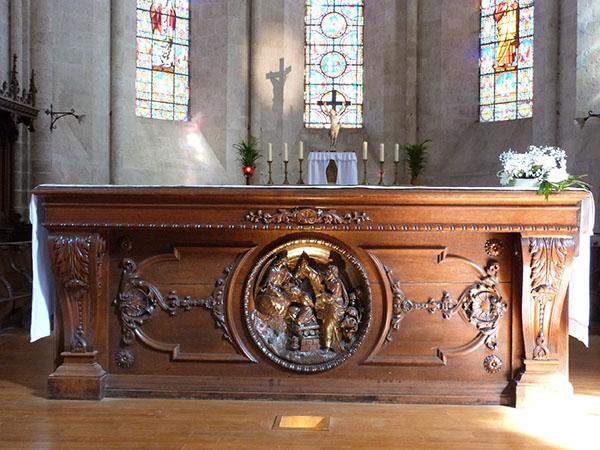 autel saint liphard
