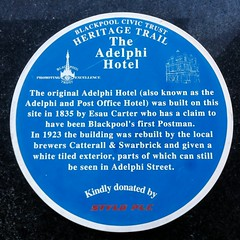 Photo of Blue plaque № 30686