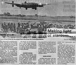 Paull Airshow 6.7.1980