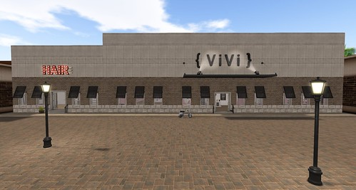 New ViVi Building