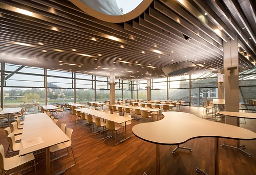 New ECB Premises - Staff Restaurant