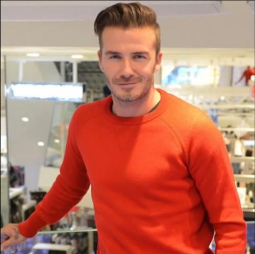 David Beckham Haircut Hairstyles Tutorial David Beckham Flickr