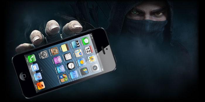 iphone thief