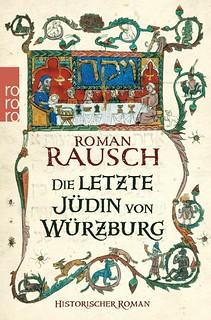 Cover-Die letzte Juedin von Wuerzburg