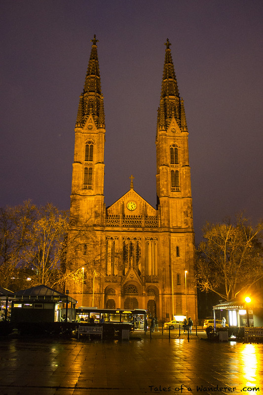 WIESBADEN - Kirche St. Bonifatius