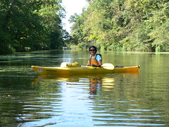 Half day kayak tours in New Jersey for beginner or advanced kayakers