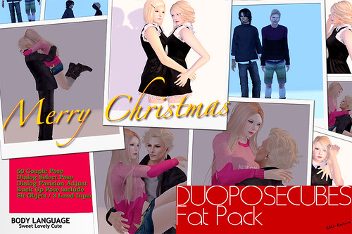 SLC DuoPoseCubes FatPack -SOU- Exclusive