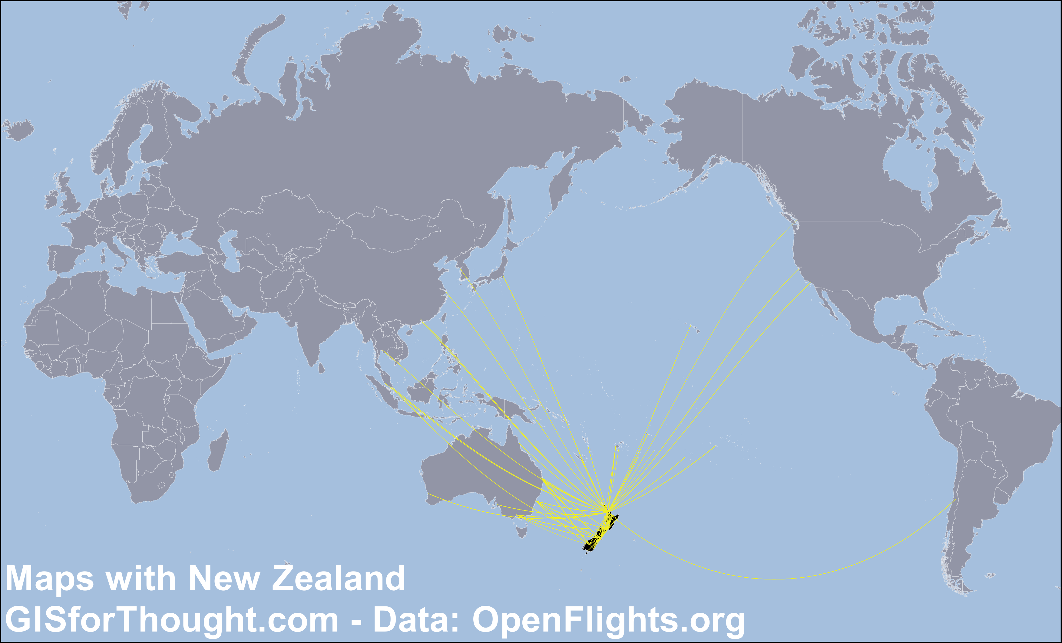 New Zealand Flights