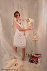 White No 1 artwork Athena