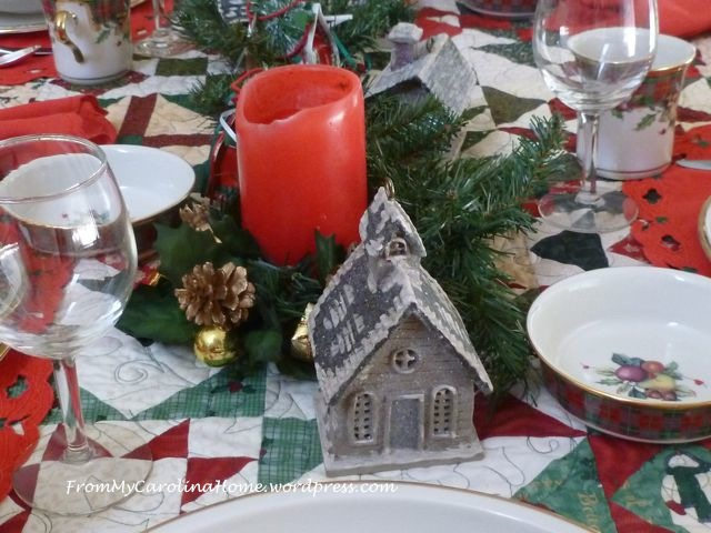 Christmas Table 2014 - 4
