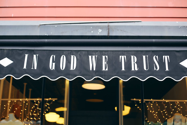In God We Trust New York