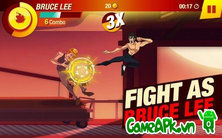 Bruce Lee: Enter The Game v1.1.0.6297 hack full cho Android