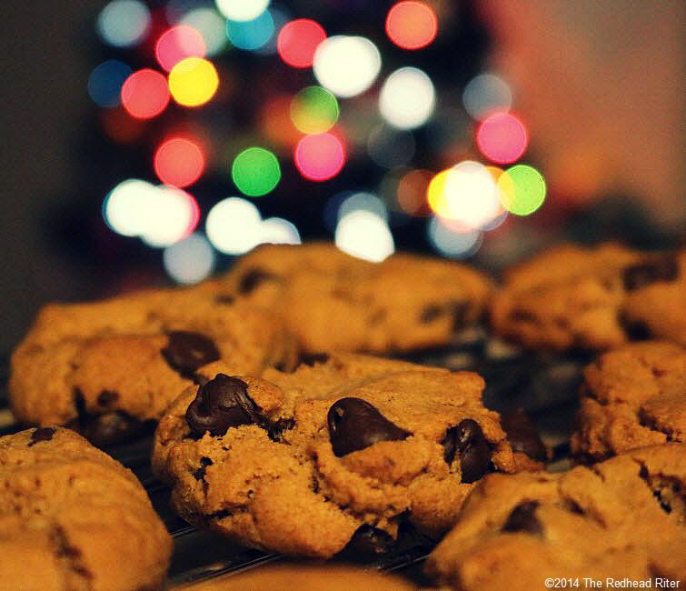 grain free chocolate chip cookies2